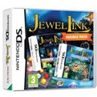 Jewel Link Double Pack - Atlantic Quest and Galactic Quest (Nintendo DS)