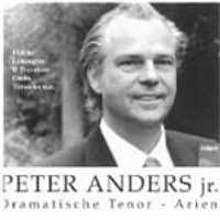 VARIOUS COMPOSERS - Dramatic Tenor Arias (Norman, Hungarian State Orch, Anders)