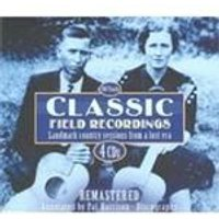 Various Artists - Classic Field Recordings (Music CD)