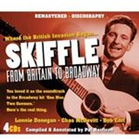 Various Artists - Skiffle (From Britain To Broadway) (Music CD)