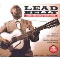 Lead Belly - Selected Sides 1934-1948 Volume Two Of The JSP Series (Music CD)