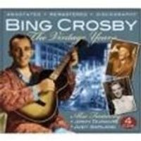 Bing Crosby - Vintage Years, The