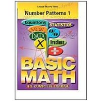 Basic Maths - Number Patterns Vol.1