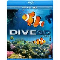 Dive 3D - Part 1 (3DBlu-ray)