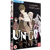 Un-Go: Complete Box Set Blu-ray / DVD Combo Pack (Blu-ray)