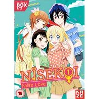 Nisekoi: False Love Season 1 - Part 1 (Episodes 1-10)