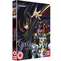 Code Geass - Lelouch Of The Rebellion - Complete Season 2