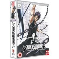 Bleach Complete Series 12 - Zanpakuto: The Alternate Tale (Episodes 230-265)