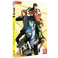 Persona 4 The Animation Box 2