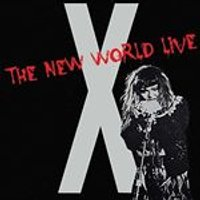 X - New World [Live] (Music CD)