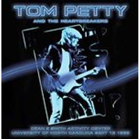 Tom Petty - Dean E Smith Activity Center, University Of Carolina September 13 1989 (Music CD)