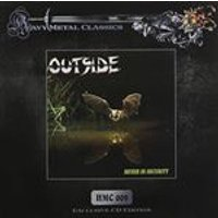 Outside - Never in Security (Music CD)