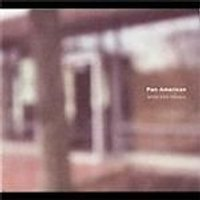 Pan American - White Bird Release (Music CD)
