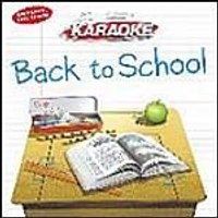 Back To School Karaoke - Back To School Karaoke (Music CD)