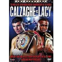 Calzaghe Vs Lacy