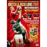 British & Irish Lions 2009: Match Highlights