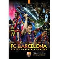 Uefa Champions League Final 2011 - Fc Barcelona 3 Manchester United 1