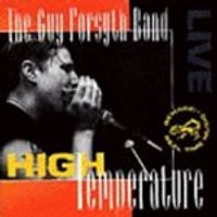 Guy Forsyth - High Temperature (Music CD)