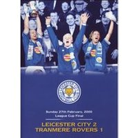 200 League Cup Final - Leicester City 2 Tranmere Rovers 1