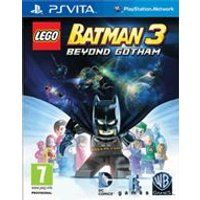 LEGO Batman 3: Beyond Gotham (Playstation Vita)