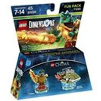LEGO Dimensions - LEGO Chima - Cragger Fun Pack