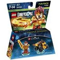 LEGO Dimensions - LEGO Chima - Laval Fun Pack