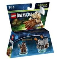 LEGO Dimensions - LEGO Lord of the Rings - Gimli Fun Pack