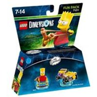 LEGO Dimensions - The Simpsons - Bart Fun Pack