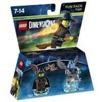 LEGO Dimensions - The Wizard of Oz - Wicked Witch Fun Pack