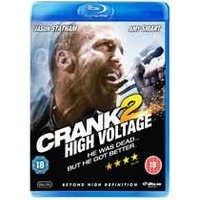 Crank 2 - High Voltage (Blu-Ray)
