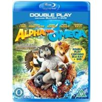 Alpha And Omega (Blu-ray + DVD)