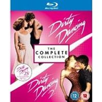 Dirty Dancing Complete Collection: Dirty Dancing / Dirty Dancing 2 - Havana Nights (Blu-Ray)