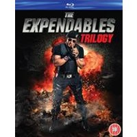 Expendables 1-3 Box set [Blu-ray]