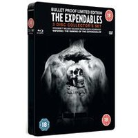 The Expendables - Collectors Edition Steel Tin (DVD & Blu Ray)