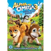 Alpha And Omega 3 - The Great Wolf Games