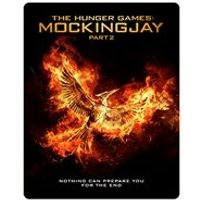 The Hunger Games: Mockingjay Part 2 (Steelbook) [Blu-ray]