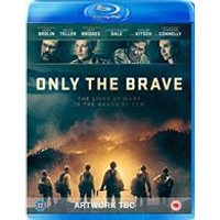 Only the Brave [Blu-ray] [2017] (Blu-ray)