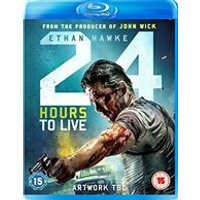 24 Hours to Live [Blu-ray] [2017] (Blu-ray)