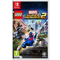 LEGO Marvel Superheroes 2 - including Bonuc DLC! (Nintendo Switch)