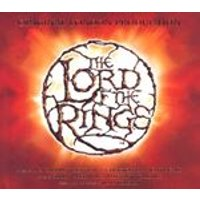 Original London Production - The Lord of the Rings (CD & DVD) (Music CD)