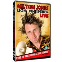 Milton Jones - Lion Whisperer