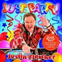 Justin Fletcher - Just Party (Music CD)
