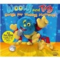 Woolly & Tig - Songs for Wobbly Moments (Music CD)