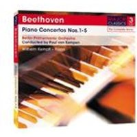 Beethoven: Piano Concertos Nos. 1-5 (Music CD)