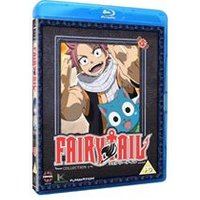 Fairy Tail Part 5 (Episodes 49-60) (Blu-ray)