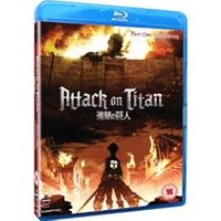 Attack on Titan: Part 1 (Episodes 1-13) (Blu-ray)