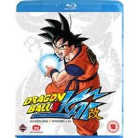 Dragon Ball Z KAI Season 1 (Episodes 1-26) (Blu-ray)