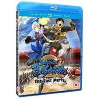 Sengoku Basara Samurai Kings Movie: The Last Party (Blu-ray/DVD)