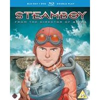 Steamboy - DVD/Blu-ray Double Play (Blu-ray)