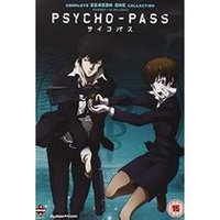 Psycho-Pass: Complete Series Collection